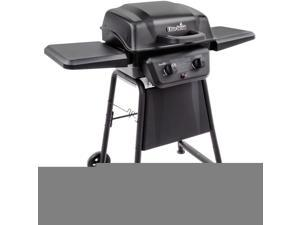 Char-Broil Classic 2 Burner Gas Grill - 2 Sq. ft. Cooking Area - 2 Cooking Elements - Black