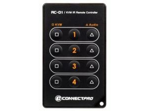 Connectpro RC-01 Ir Remote For Kvm Switches 2 & 4Ports
