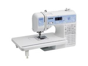 Brother Computerized Sewing & Quilting Machine with 2 Built-in Sewing Fonts - 200 Built-In Stitches