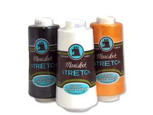 Maxi-Lock Stretch Thread 2,000 yds - #44149 Papaya
