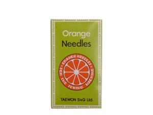 Needles Orange® Machine 15 x 1 Regular / Size 16