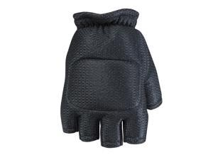 Empire BT Fingerless Gloves THT - Soft Back - Black - S/M