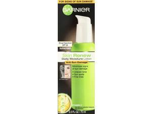 Garnier Skincare Skin Renew Anti-sun Damage Spf 28, 2.5000-Fluid Ounce