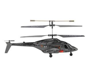 "UDI U810A 9"" iPhone/Android Controlled Missile Launching RC 3CH Helicopter Gyro"