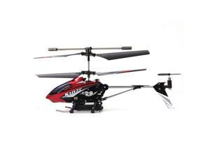 "SYMA S107C Spy Camera 7"" RC Remote Control Helicopter w/ Gyro-Red"