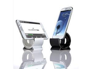 Sinjimoru Aluminum Sync and Charge Dock Stand for Samsung Galaxy S4, S3, S2, Verizon Galaxy Nexus, LG Optimus G, Nokia Lumia ...