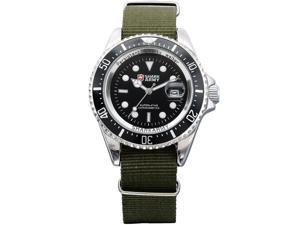 Shark SAW014 Men's Nylon Military Sports Watch