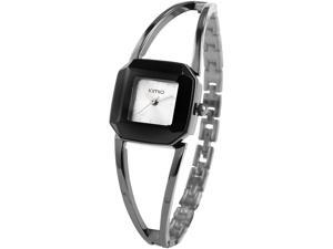 KIMIO Crystal Elegant Charm White Dial Women Lady Bracelet Dress Wrist Watch