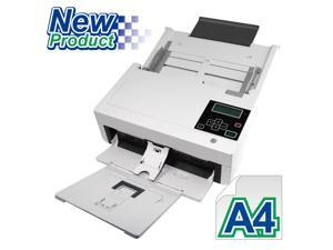 "Avision AN230W Color Duplex 30ppm/60ipm CCD 600dpi Network Scanner 9.5"" x 14"" LED Instant On One Press"