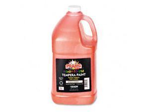 Ready-to-Use Tempera Paint, Orange, 1 gal