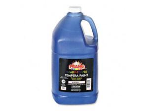 Ready-to-Use Tempera Paint, Blue, 1 gal
