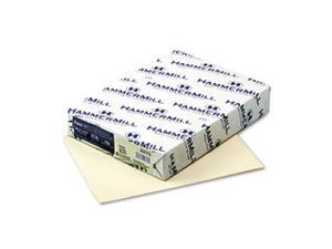Fore MP Recycled Colored Paper, 20lb, 8-1/2 x 11, Ivory, 500/Ream