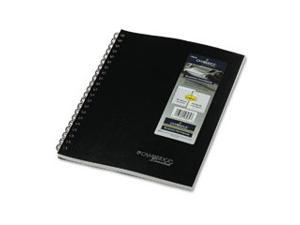 Cambridge 2-Subject Wirebound Business Notebook, Lgl Rule, Ltr, WE, 96 Pages