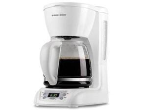 Applica DLX1050W 12-Cup Programmable Coffeemaker - White