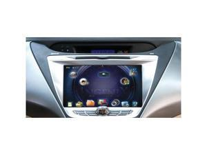 Power Acoustik P-85ELTR Automobile Audio/Video GPS Navigation System