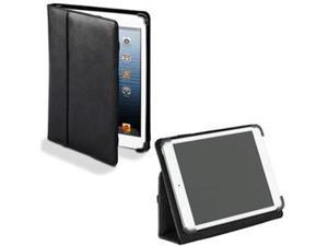 Cyber Acoustics Black Leather Cover Case for iPad mini Model IMC-7BK