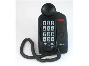 EzPro T56 56dB Amplified Phone - Black