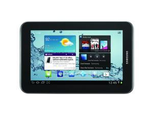 "Samsung Galaxy Tab 2 SCH-I705 8 GB Tablet - 7"" - Verizon - 4G - Qualcomm MSM8960 1.20 GHz - Black"
