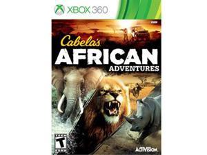 Activision Cabela's African Adventures Third Person Shooter - DVD-ROM - Xbox 360