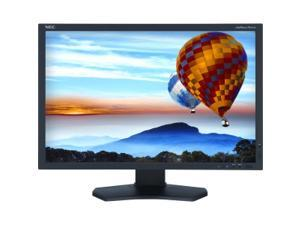 "NEC Display PA242W-BK 24.1"" LED LCD Monitor - 16:10 - 8 ms"
