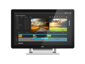 """Dell P2714T 27"""" LED LCD Touchscreen Monitor - 16:9 - 8 ms"""
