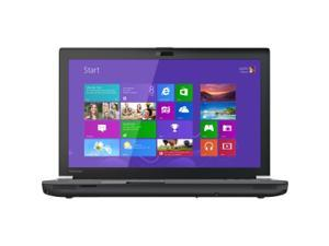 "Toshiba Tecra W50-A1500 15.6"" LED Notebook - Intel Core i7 i7-4800MQ 2.70 GHz - Graphite Black"