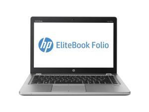 "HP EliteBook Folio 9470m D3K33UT 14.0"" LED Ultrabook - Intel - Core i7 i7-3687U 2.1GHz - Platinum"