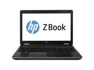 "HP ZBook F2P85UT 15.6"" LED Notebook - Intel Core i7 i7-4700MQ 2.40 GHz - Graphite"