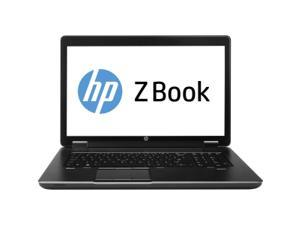 "HP ZBook 17 F2P73UT 17.3"" LED Notebook - Intel - Core i7 i7-4700MQ 2.4GHz - Graphite"
