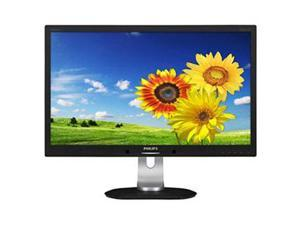 "Philips 24"" AMVA LCD LED Backlit"