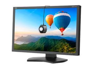 "NEC Display MultiSync PA302W-BK-SV 29.8"" GB-R LED LCD Monitor - 16:10 - 6 ms"