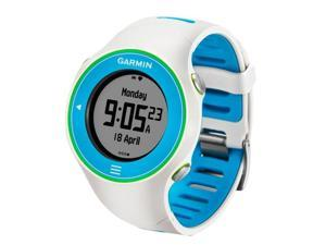 Garmin Forerunnerreg&#59; 610 Special Edition Sport Watch - White/Blue/Green (010-00947-14)