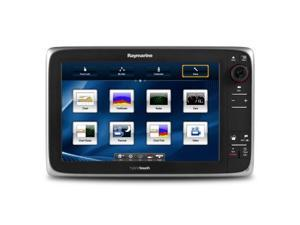 Raymarine e127 Multifunction Display w/Sonar - ROW Charts (T70055)