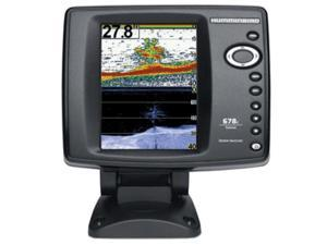 Humminbird 678c HD DI Fishfinder w/Down Imaging TM Transducer (409430-1)