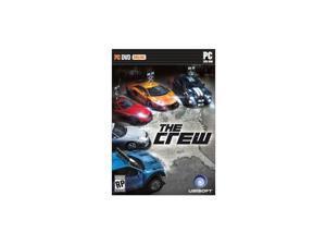 UBISOFT UBP60800968 The Crew Racing Game - DVD-ROM - PC