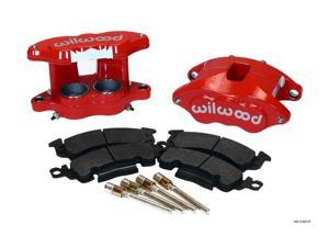 WILWOOD W6414011291R D52 FRONT CALIPER KIT RED