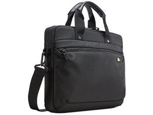 """Case Logic Bryker BRYA-113 Carrying Case (Attach&eacute&#59;) for 13.3"""", Notebook - Black"""