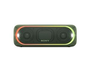 SONY SRSXB30/GRN EXBASS MULTI LINE LIGHT WLS BT SPK GRN