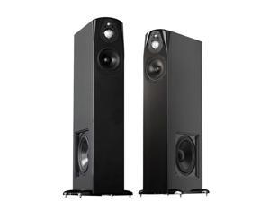NHT Four Floor Standing Tower Speaker Loudspeaker 4 Authorized Dealer