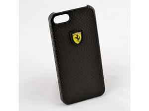 Ferrari iPhone 5 / 5S Perforated Leather CG Mobile Factory Sealed FECHFPHCP5