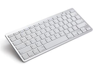 UtechSmart US-BTKB-W Super Slim Mini Bluetooth Wireless Keyboard for iPad Mini / iPad / Nexus 7 / Galaxy Tab / Other Tablets