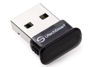 UtechSmart US-BTD-BCM USB Bluetooth 4.0 Low Energy Micro Adapter - Windows 8, 7, XP, Linux Compatible, Classic Bluetooth ...