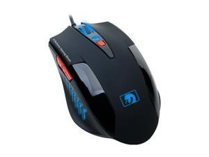 XinMeng XM-M398 7D 2000DPI Mamba 1St Gen. 6 Buttons Wired USB Optical Professional Gaming Mouse
