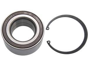 Front Wheel Bearing (51X91X44) - Honda Cr-V Re3/Re4 2007 - OEM: 90681-Sjk-000 Febest: Dac51910044M-Kit