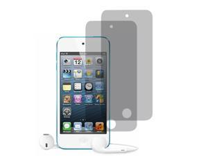2 x Pre-Cut Custom Fitted LCD Display Screen Protector For Apple iPod Touch 5th Generation