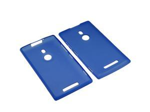 Crystal TPU Gel Skin Cover Case For TMobile Nokia Lumia 925
