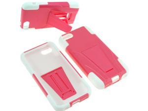 Armor Protective Hard Shell Stand Cover Case For Apple iPhone 5C