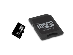 Lexar 16GB Mobile MicroSDHC Card Class 10 High-Speed Micro SDHC Upto 12MB / s Write and upto 20MB / s Read with Komputerbay ... - OEM