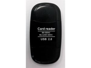 Komputerbay SD, SDHC, SDXC, MMC and MicroSD, MicroSDHC, MicroSDXC Memory Card USB Reader - OEM