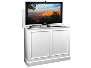 plans building a tv lift cabinet